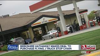 Berkshire acquires Flying J - Video