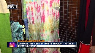 Anton Art Center Holiday Market