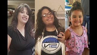 Three generations from same family killed in fiery Las Vegas crash