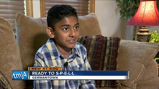 Local kid prepares for Scripps National Spelling Bee