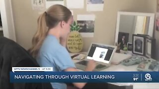 Expert offers advice for parents, children navigating virtual learning