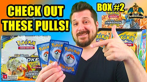 Pokemon Unbroken Bonds Booster Case Opening (Box 2) (Charizard Hunting)