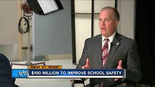 Attorney General Brad Schimel outlines plan to make schools safer - Video