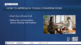 The BULLetin Board: How to have tough conversations