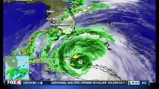 Hurricane Irma -- 11am Saturday update - Video