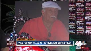 Family, friends celebrate life of grandfather killed in carjacking - Video