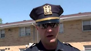 Omaha Police Lt. Jake Ritonya talks about the shooting near 48th and Boyd streets - Video