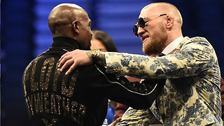 Conor McGregor Bringing Floyd Mayweather to UFC!? - Video