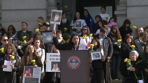 Prayer vigil held, names read of missing persons on Colorado Missing Persons Day
