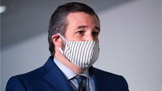 Ted Cruz Calls Texas Resolution Dubbing 'Chinese Virus' As Hate Speech 'Nuts'