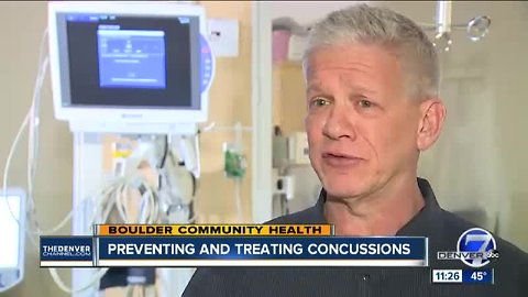 Preventing and Treating Concussions