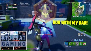 Fortnite   Duo with my dad