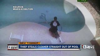 Woman sends warning to pool owners - Video