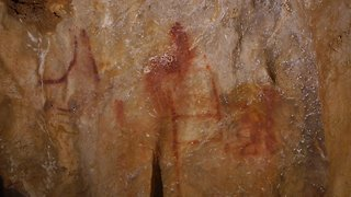 Cave Art Shows Neanderthals Might've Thought Like Modern Humans - Video