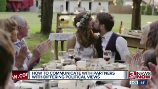 How to communicate with partners with differing political views