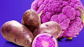 Purple Vegetables: 3 Healthy & Delicious Recipes - Video