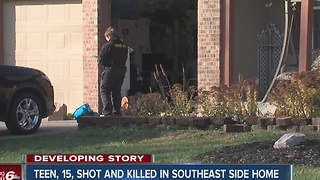 Teen identified in fatal southeast side shooting - Video