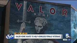 Lorain Valor Home wants to help female veterans - Video