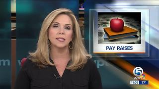 Tentative deal reached on teacher's salaries in Palm Beach County - Video