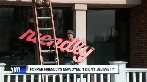 Friendly's workers left with no direction