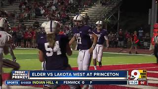Watch Part 2 of WCPO's 'Friday Football Frenzy' for Aug. 25, 2017 - Video