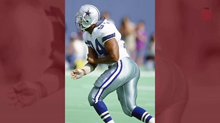 """Former Cowboy & Hall Of Famer Charles Haley Calls Cowboys """"Bunch Of Damn Losers"""""""