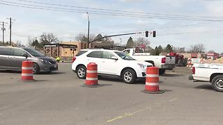 Drivers can expect delays at busy intersection on State Street - Video