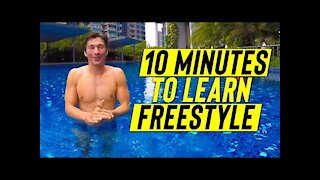Learn how to SWIM FREESTYLE