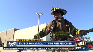 Carlsbad Safety Training Center gives hands-on experience