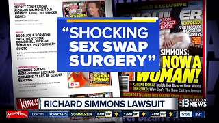 Richard Simmons files lawsuit - Video