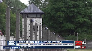 Around the nation - Reforming the Justice System