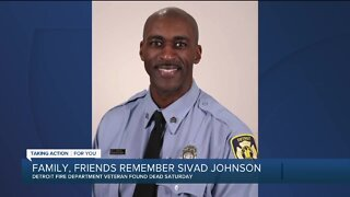 Family, friends remember Sivad Johnson