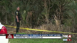 One killed in deadly stabbing
