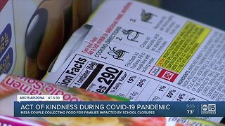 Acts of kindness during COVID-19 pandemic