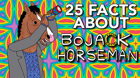 25 Facts About BoJack Horseman