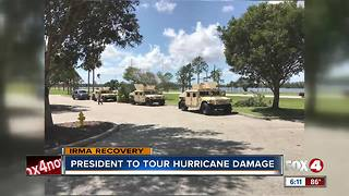 Trump to visit Southwest Florida - Video