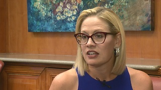 On-Air Profile: Senate Candidate Kyrsten Sinema - Video