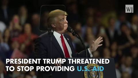 Trump Issues Threat To UN As General Assembly Jerusalem Vote Looms