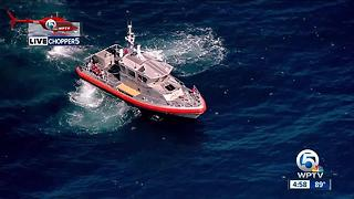 Search for boater who went overboard - Video