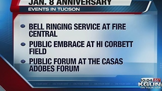 Several events scheduled to commemorate Jan. 8 anniversary - Video