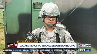 Local fallout from transgender ruling