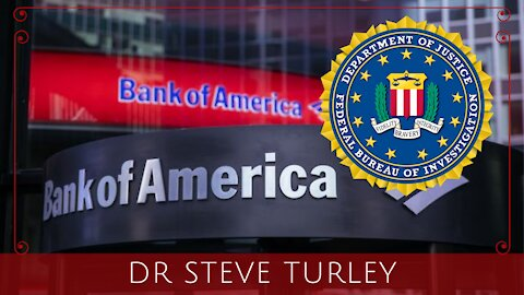 Bank of America SECRETLY Gave Customer Data to FBI as Conservatives Build Parallel Structures!!!