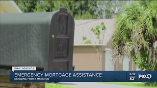 Cape Coral mortgage assistance application deadline approaching