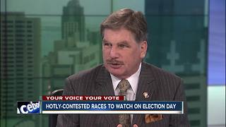 Local political expert weighs in on June 5 primary's key races - Video