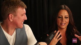 Todd Chrisley and Sara Evans talk about 'Infinite Love' | Rare Country - Video