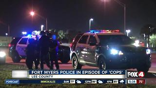 Fort Myers Police in episode of 'Cops' - Video