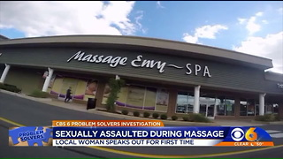 Mom Sexually Assaulted During Massage. Then Masseur Whispers to Her About 'Our Little Secret' - Video