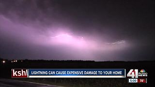 Protecting your home against lightning strikes - Video