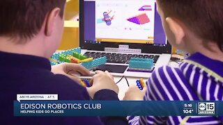 Valley Toyota Dealers is Helping Kids Go Places: Edison Robotics Club
