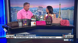 Spring Cleaning with Max Pawn